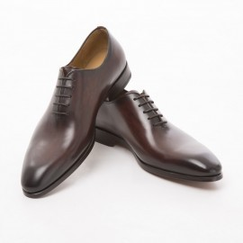 Chaussure Derby Homme Caoba