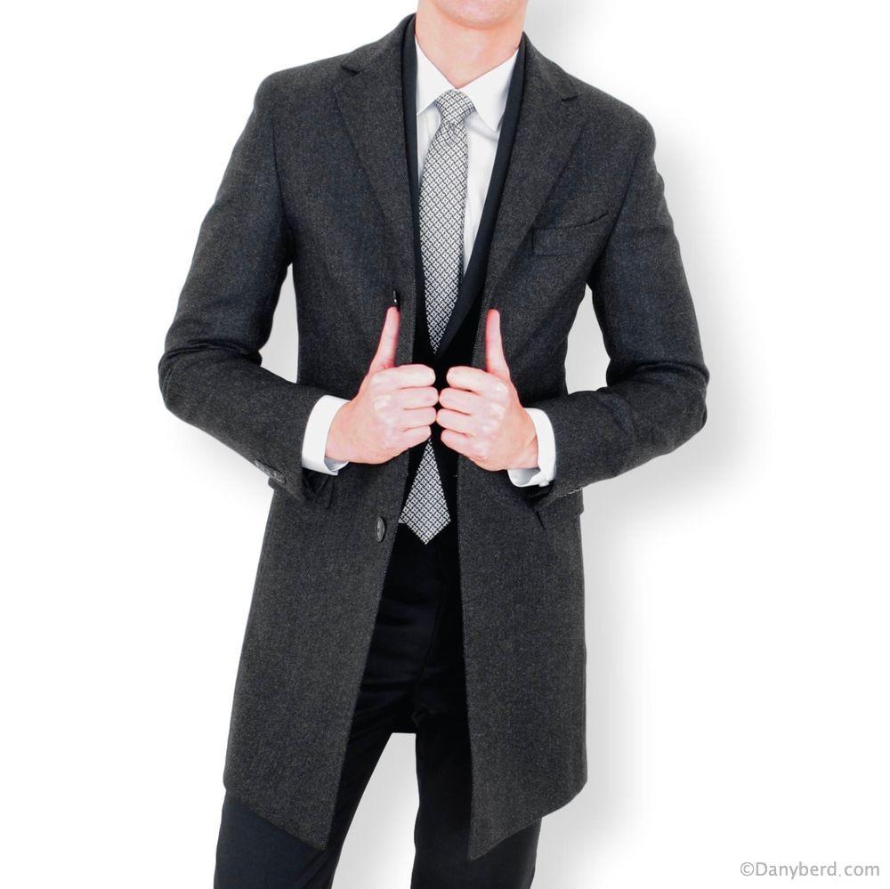Manteau tissu Loro Piana