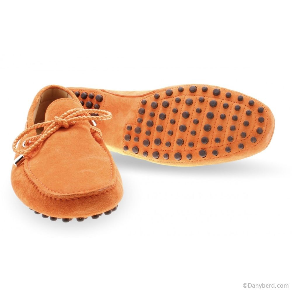 Mocassins Mandarine - Veau Velours (Shoes)