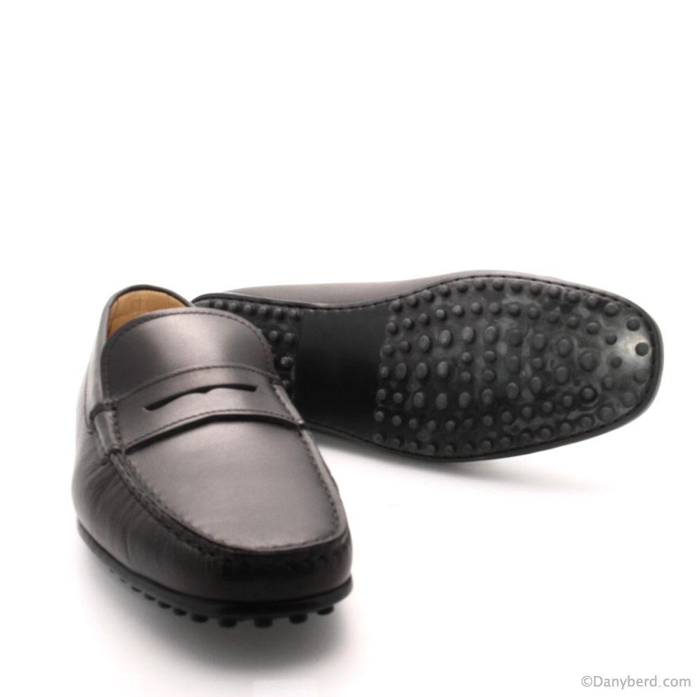 Mocassins Noir - Cuir (Shoes)