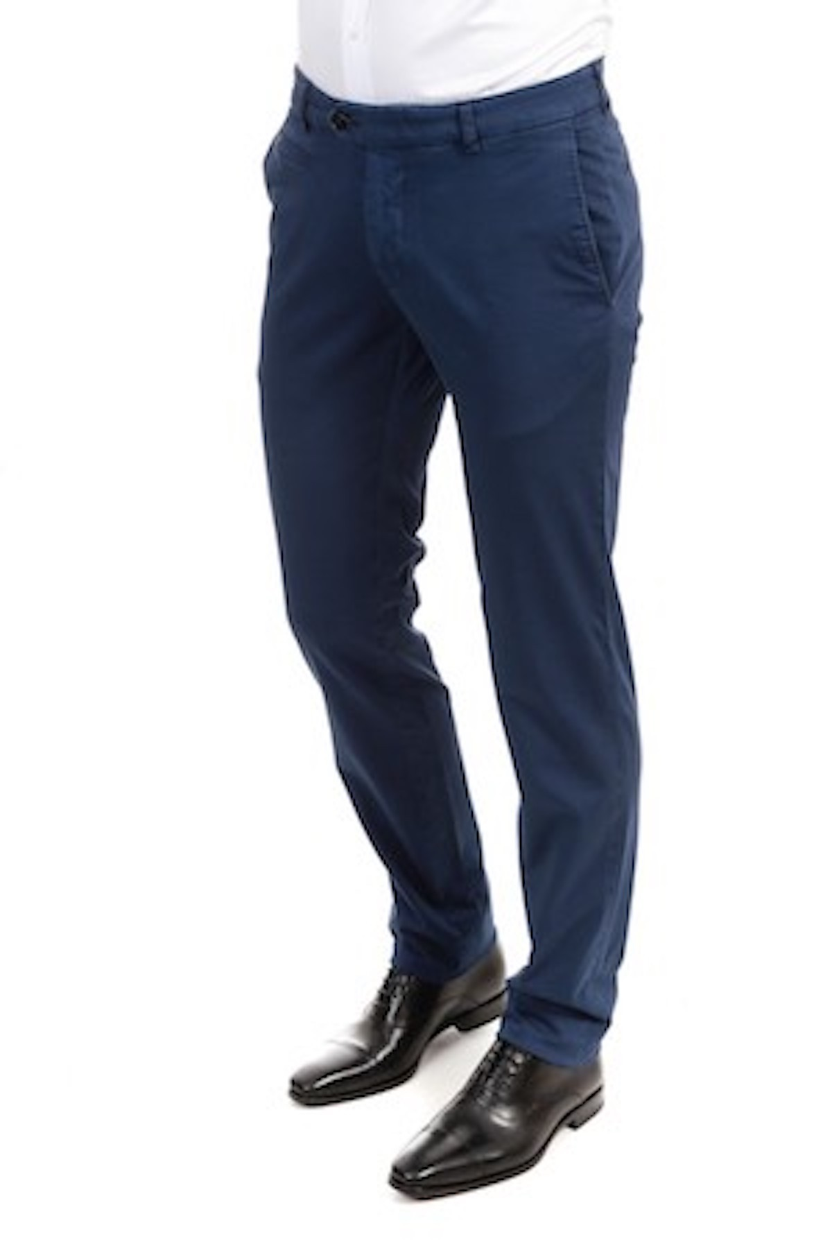 Chino Indigo - Taille 42 l M. Boutoille