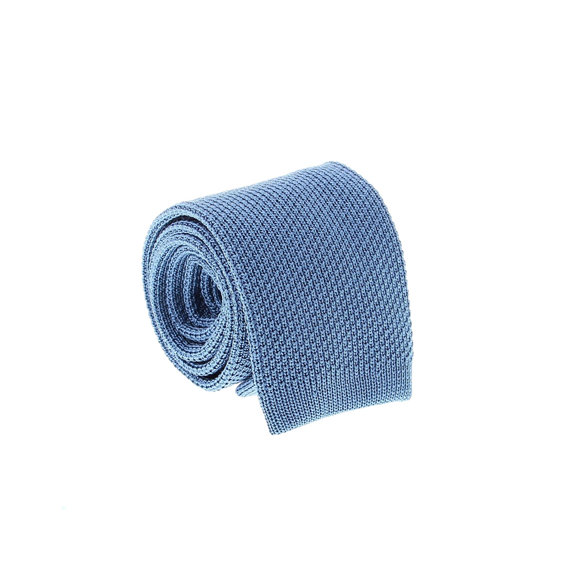 Cravate en Tricot : Ciel (cravate)