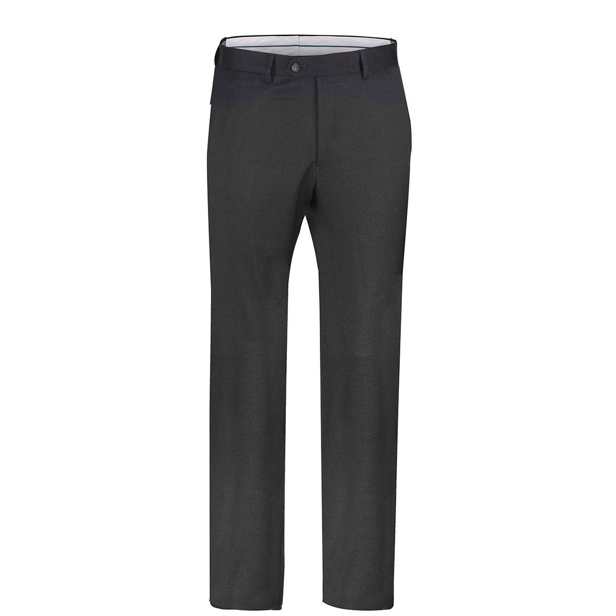 Pantalon Gris Anthracite - laine