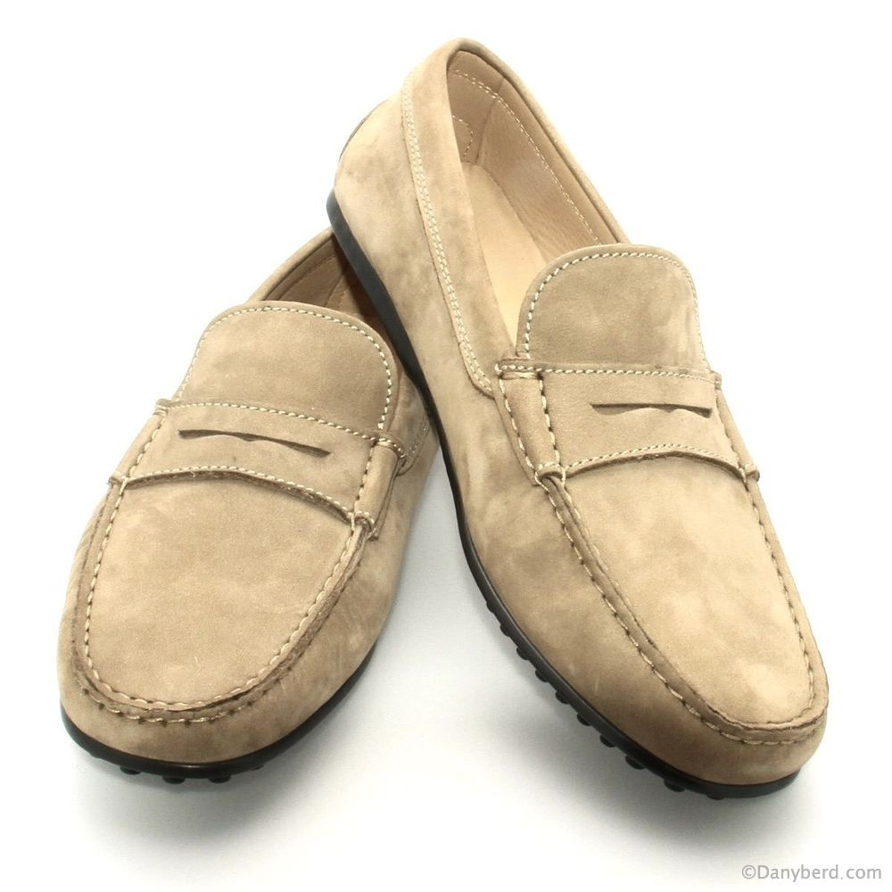 Mocassins Taupe - Nubuck (Shoes)