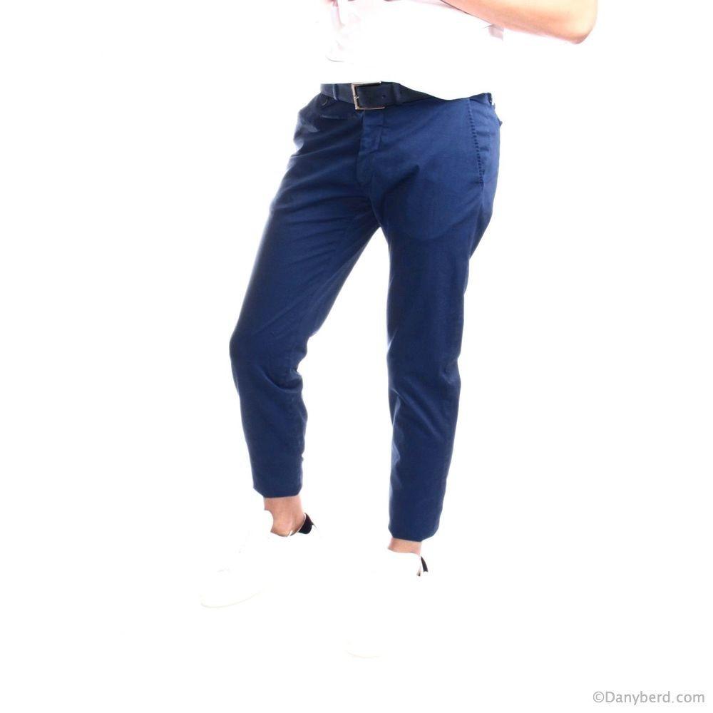 Chino - Bleu Moyen - Toile Eté (pantalon)Retour  Réinitialiser  Supprimer  Dupliquer  Sauvegarder  Sauvegarder et continuer à éditer