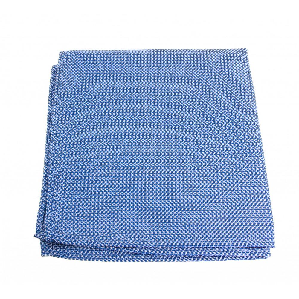 Pochette : Bleu et blanc