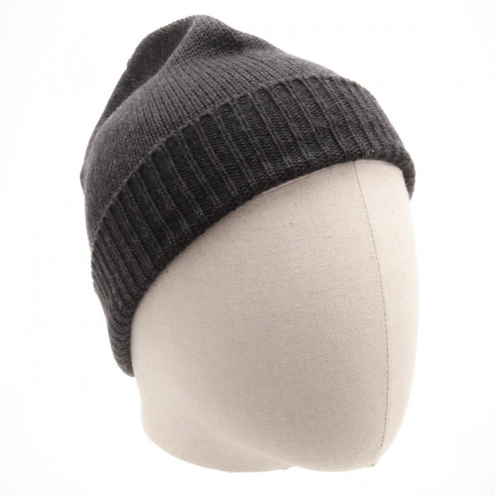 Bonnet en Laine : Anthracite (Bonnets)
