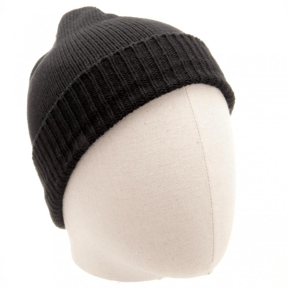 Bonnet en Laine : noir (Bonnets)