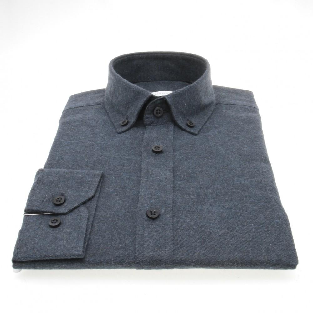 Chemise Winter Vermont : anthracite (chemise)