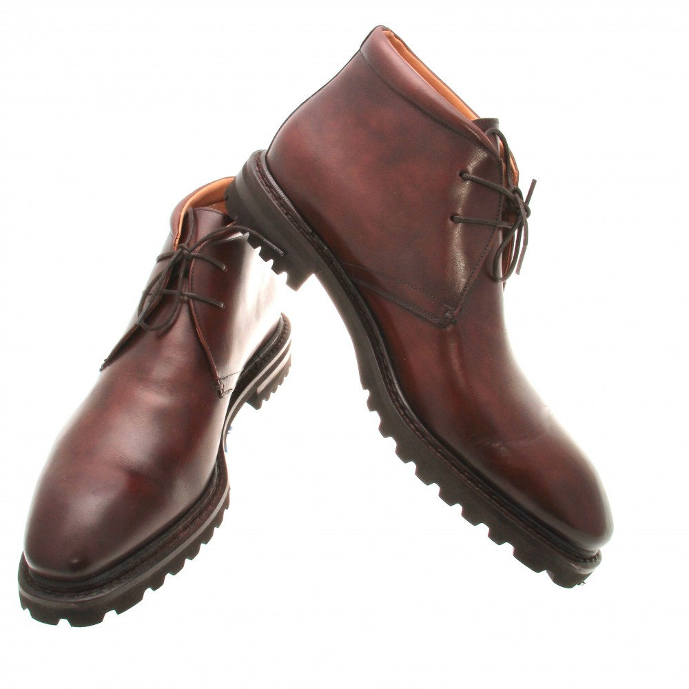 Bottines : Marron - Cuir (Shoes)