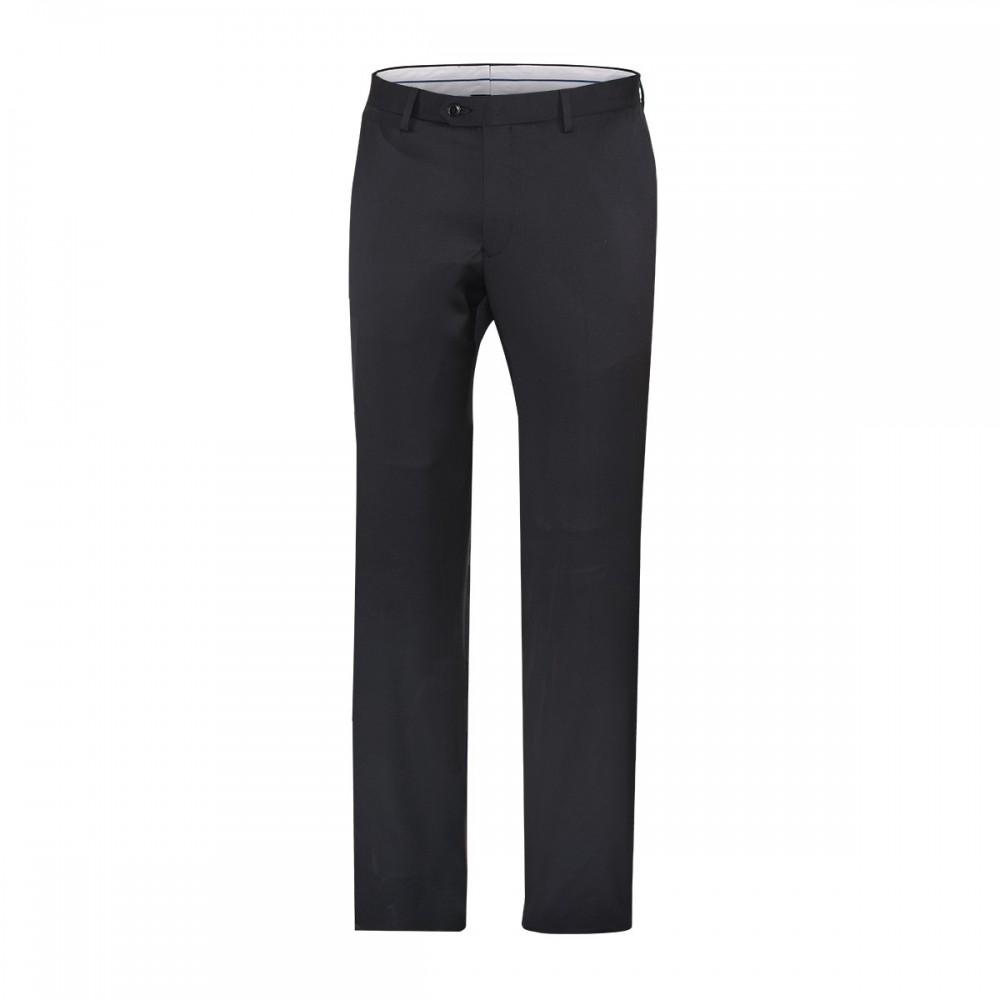 Pantalon noir - laine
