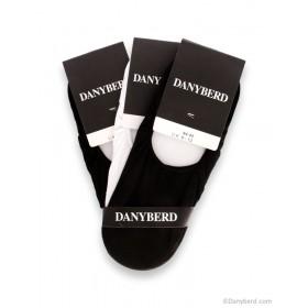 Chaussettes fantômes Noires et Blanches - Lot de 3 paires