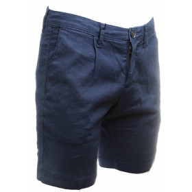 Short Marine - Toile Summer